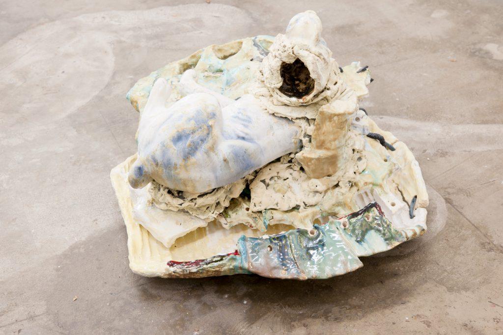 Julia Klemm & Justin Lieberman, untitled, 2017